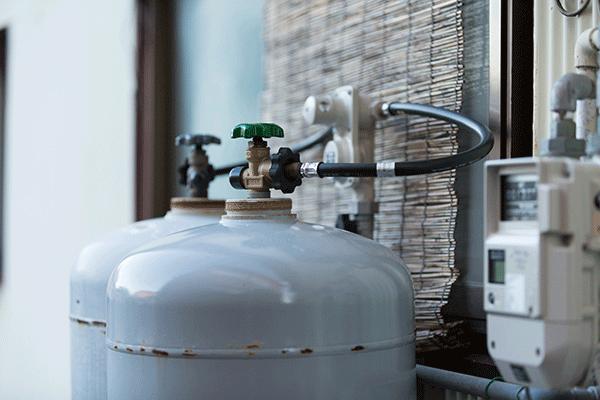ガス漏れ対策まで考慮する自治体も
