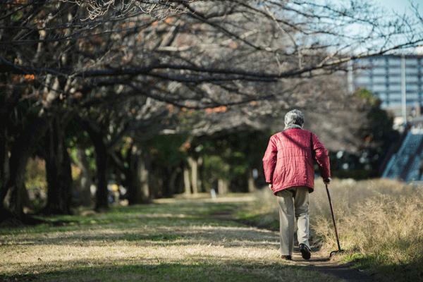 高齢者の徘徊をいち早く発見するGPSの活躍