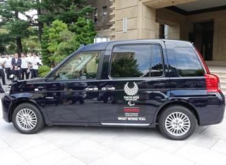 車イスを乗せられる「UDタクシー」。その特徴は?