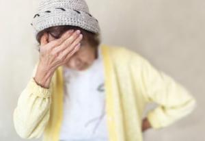 高齢者は脱水症に陥りやすい